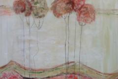 o.t., 60x80, acryl und pastellkreide auf leinwand, preis auf anfrage