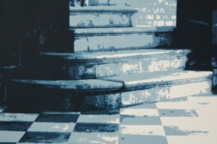 altes rathaus köln, 21x29.7 siebdruck